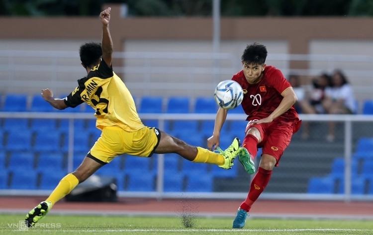 Вьетнам выиграл Бруней 6-0 на матче открытия SEA Games 2019