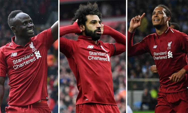 Các cầu thủ Liverpool nhận được sự ủng hộ rất lớn từ giới chuyên gia. Ảnh: AS