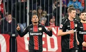 Bayern Munich 1-2 Leverkusen