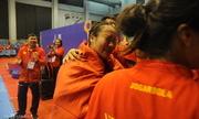 Cẩm Nhi và tấm HC vàng 'cấp tốc' ở SEA Games 30
