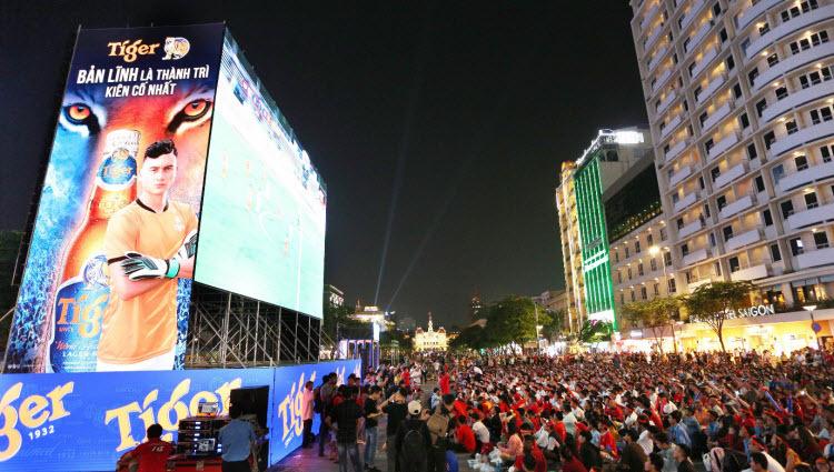 Tối 3/12, đội tuyển U22 Việt Nam đã gặp U22 Singapore trong lượt trận thứ 4 bảng B - vòng loại SEA Games 30. Không như dự báo trước trận đấu, mặc dù Philippines đang chịu ảnh hưởng của siêu bão Kammuri nhưng thời tiết và mặt sân Rizal Memorial khi hai độiđối đầu lại khá thuận lợi cho màn trình diễn.