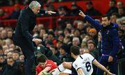 Man Utd hạ Tottenham trong ngày về của Mourinho