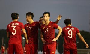Việt Nam 2-2 Thái Lan