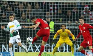 Monchengladbach 2-1 Bayern Munich