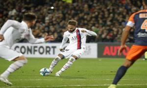Montpellier 1-3 PSG