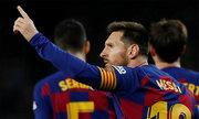 Messi phá thêm một kỷ lục của Ronaldo