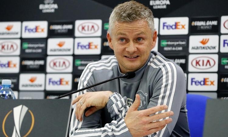 Solskjaer tự tin vào những gì đang làm ở Man Utd. Ảnh: Reuters.