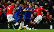 Man Utd chia điểm với Everton