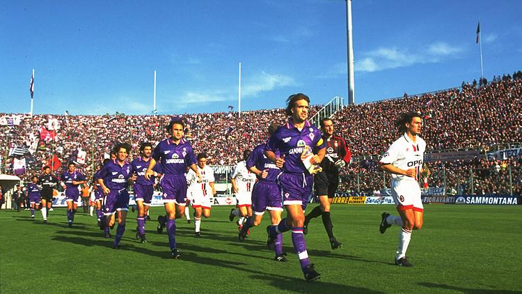 Batistuta là biểu tượng của một Fiorentina bình dân chống lại nhiều những thế lực hùng mạnh nhất Serie A trong thập niên 1990.