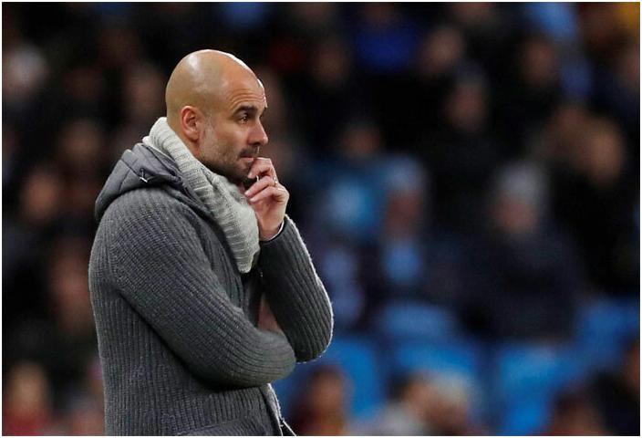 Mùa giải có thể sẽ chấm dứt với Pep nếu Man City thua Real.