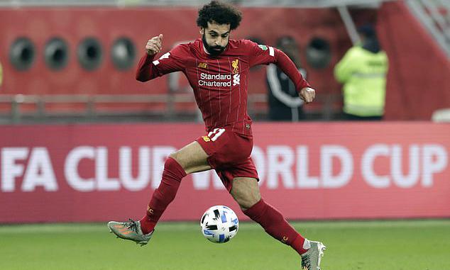 Salah chăm kiến tạo hơn trong mùa giải này. Ảnh: AP.