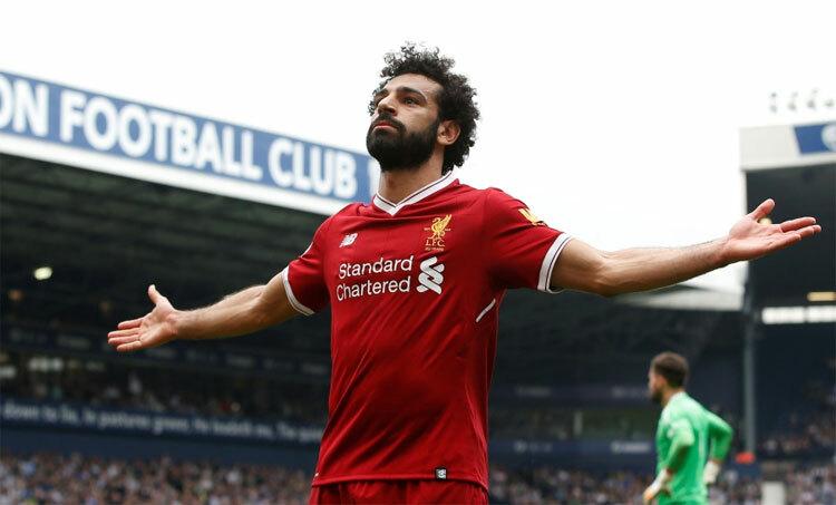Salah vốn là cầu thủ do Mourinho đích thân mang về Chelsea rồi lại đẩy đi. Ảnh: Reuters