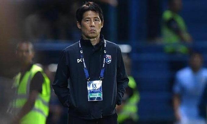Nishino hiểu rõ độ khó của đấu trường châu lục. Ảnh: Matichon