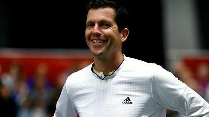 Henman từng vào bán kết Roland Garros, Wimbledon và Mỹ Mở rộng. Ảnh: AP.