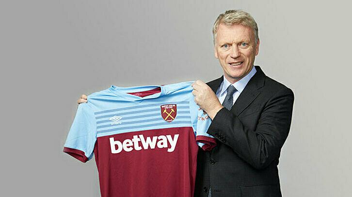 Moyes được West Ham tái bổ nhiệm chỉ sau 18 tháng. Ảnh: Whufc.