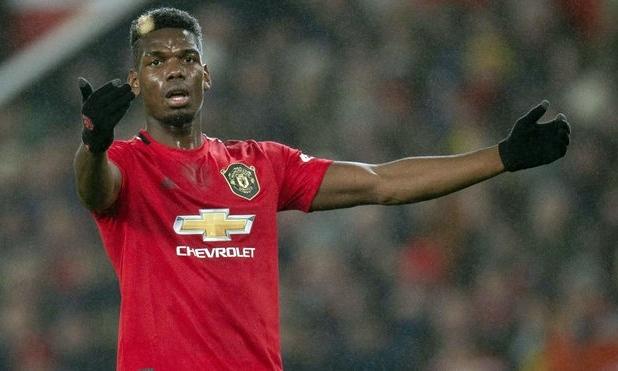 Pogba đang bị đồn muốn trở lại Juventus. Ảnh: EFE.