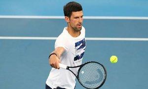 Novak Djokovic 2-0 Kevin Anderson