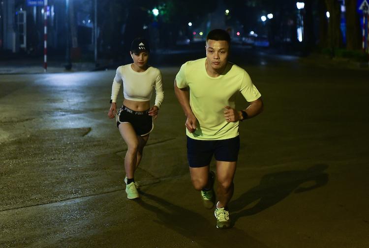 Giải chạy đêm VnExpress Marathon Hanoi Midnight sẽ diễn ra trên những cung đường đẹp của thủ đô.