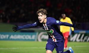 Linas-Montlhery 0-6 PSG