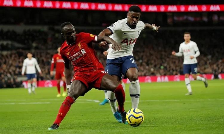 Tottenham khiến Liverpool phải mướt mồ hôi để giành ba điểm. Ảnh: Guardian.