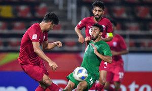 Saudi Arabia 0-0 Qatar