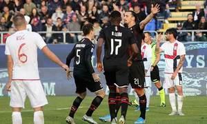 Cagliari 0-2 AC Milan