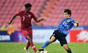 Qatar 1-1 Nhật Bản