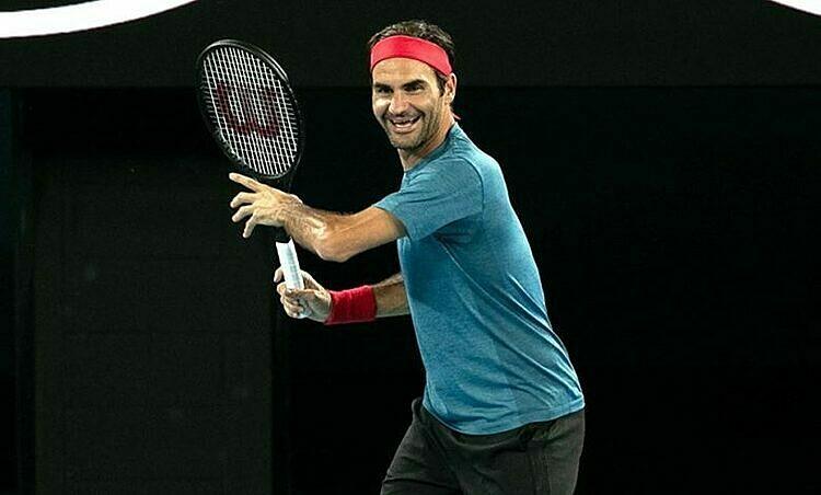 Federer không dự giải chuẩn bị nào trước thềm Australia Mở rộng. Ảnh: EPA.