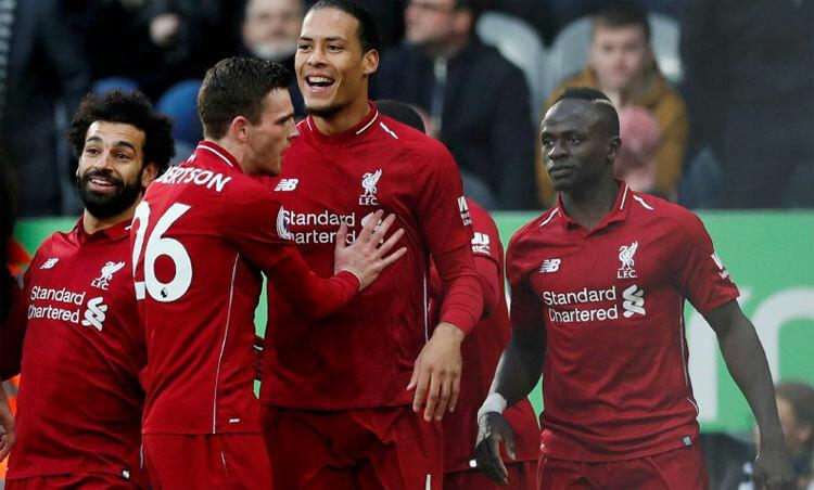 Liverpool có một loạthảo thủ trong đội bóng bất khả chiến bại. Ảnh: Reuters