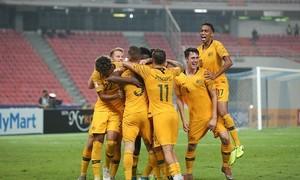Australia 1-0 Syria