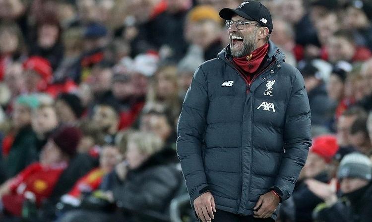 Klopp không tin vào khả năng Liverpool sẽ thống trị Ngoại hạng Anh trong thời gian dài. Ảnh: Reuters.
