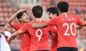 Hàn Quốc 2-1 Jordan Sea Games 2019 - VnExpress