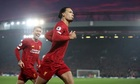 Van Dijk giúp Liverpool hạ Man Utd