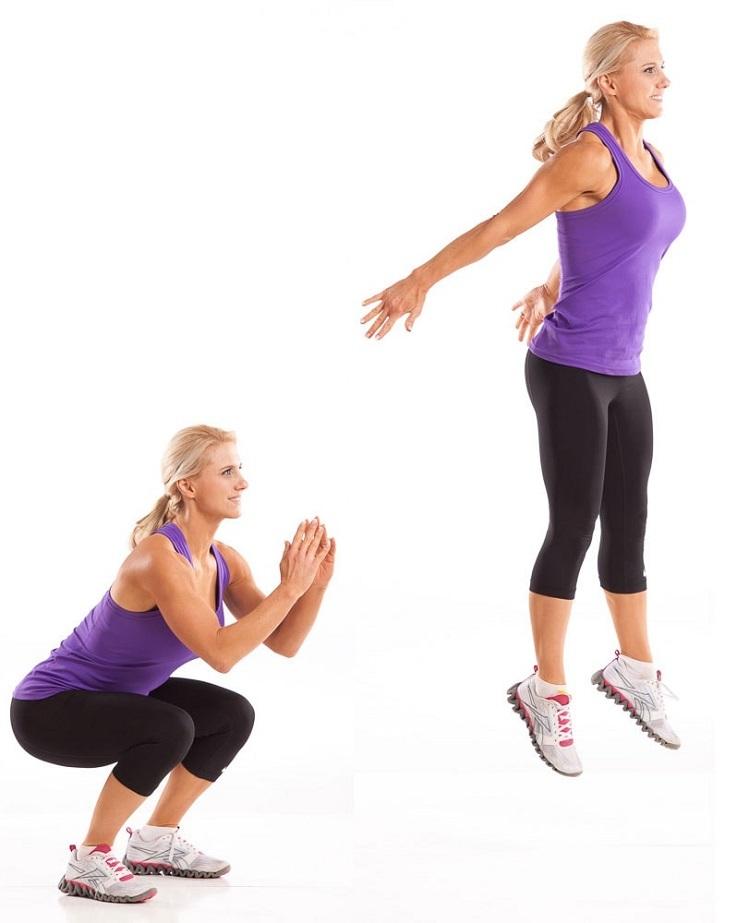 Các bước tập luyện của mônSingle-Leg Deadlift.Ảnh: Julielohre.