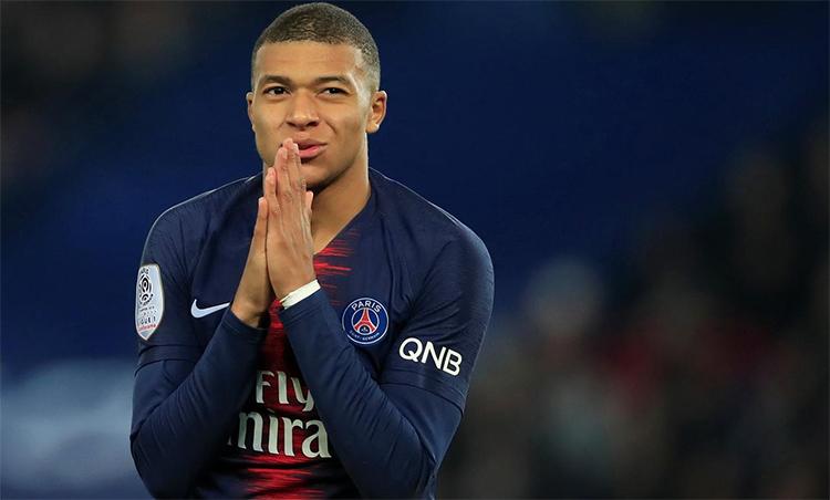 Mbappe dành sự ngưỡng mộ cho nhà đương kim vô địch Champions League. Ảnh: Reuters