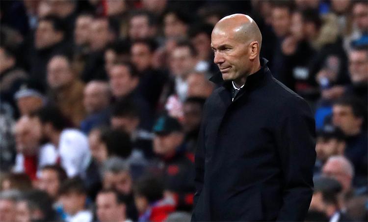 HLV của Real, Zidane là một thần tượng đối với Mbappe.