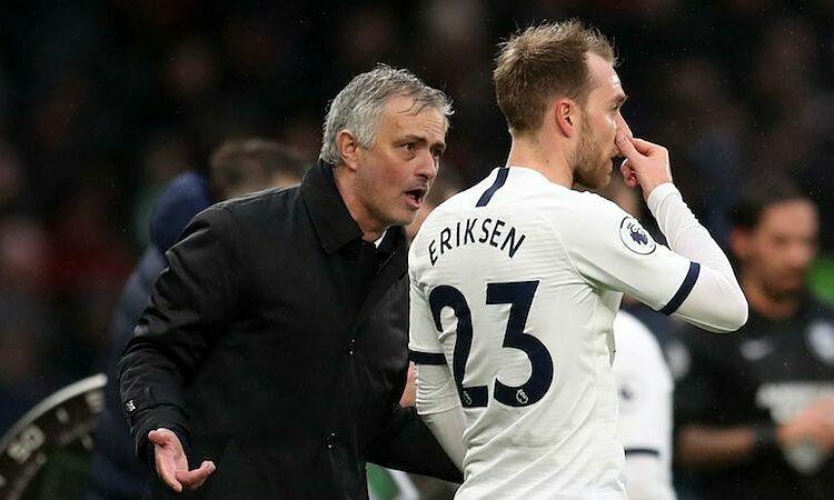 Phong cách huấn luyện của Mourinho bị cho là không được chào đón tại Tottenham. Ảnh: Reuters.
