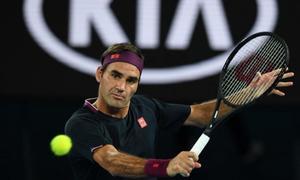Federer 3-0 Krajinovic
