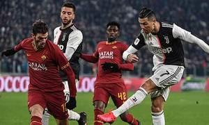 Juventus 3-1 Roma