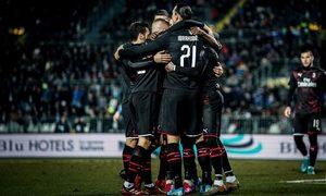 Brescia 0-1 Milan