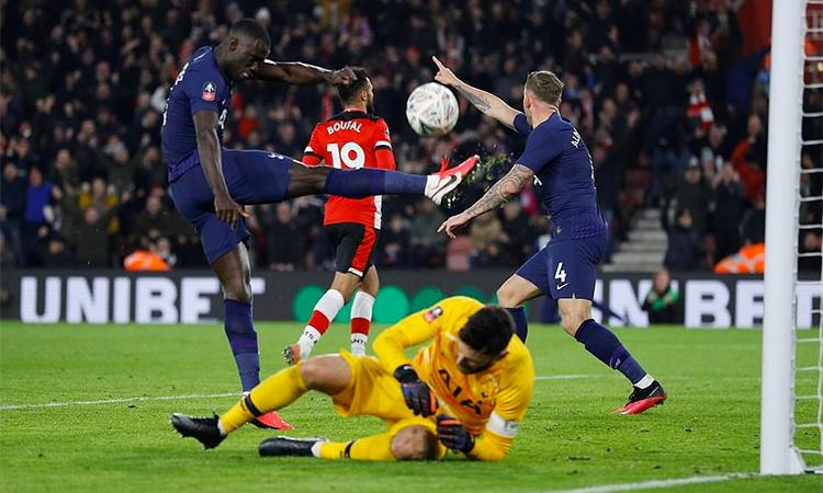 Tottenham phải đá lại vòng bốn Cup FA - VnExpress Thể thao