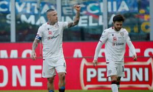 Inter Milan 1-1 Cagliari