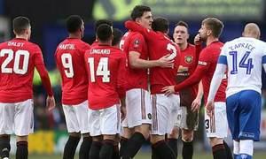 Tranmere Rovers 0-6 Man Utd