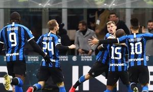 Inter 2-1 Fiorentina