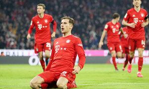 Mainz 1-3 Bayern