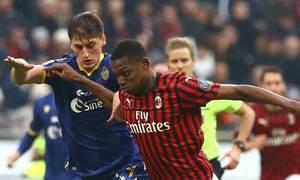 AC Milan 1-1 Hellas Verona