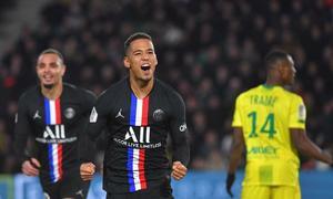 Nantes 1-2 PSG