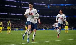 Tottenham 3-2 Southampton