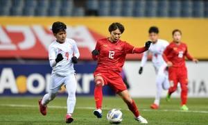 Việt Nam 1-0 Myanmar