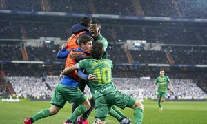 Real Madrid 3-4 Sociedad
